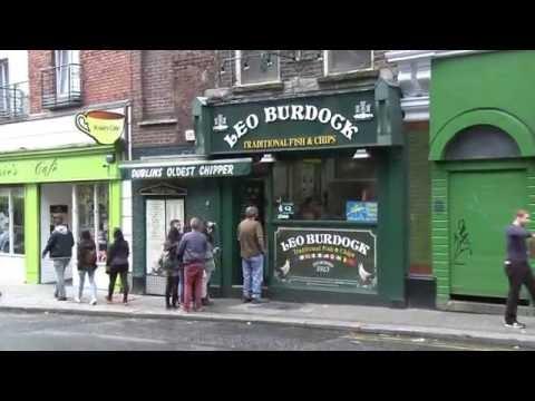 Leo Burdocks Traditional Fish & Chips Shop