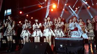Closing Jak-Japan Matsuri 2018 (all artists) Plaza Tenggara Senayan...