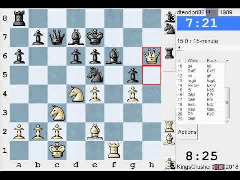 Sicilian Najdorf Games Dual Commentary Gm Daniel King