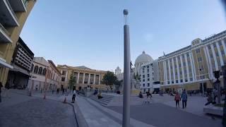 Las 3 Plazas De El Centro Historico De San Salvador, Plaza Morazan, Plaza Gerardo Barrios y Libertad