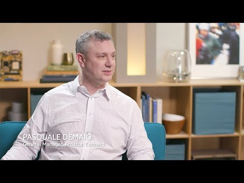 Learn about Amazon Connect with Jeff Barr