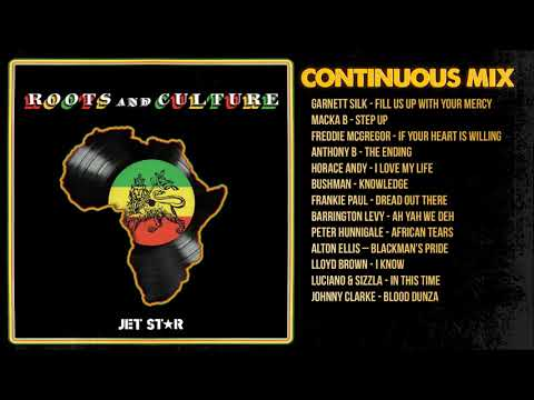 Reggae Roots & Culture 2018 Mix - Garnett Silk, Barrington Levy, Anthony B