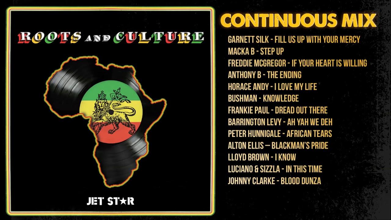 Reggae Roots & Culture 2018 Mix - Garnett Silk, Barrington Levy, Anthony B