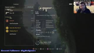 uncharted 4 multiplayer hs39 awesome class setup