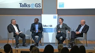 Panel - Entrepreneurship and Building a Business: Talks at GS Session Highlights