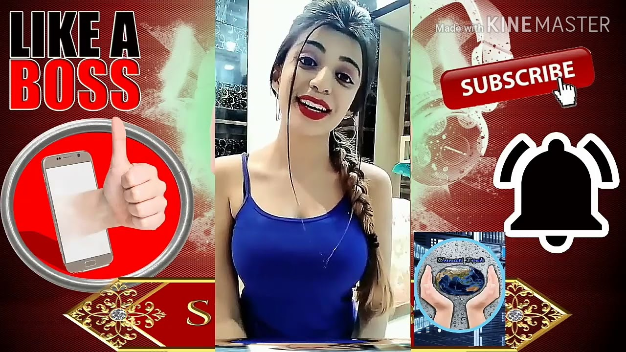 sexy girl fun || tiktok video || like app video - YouTube