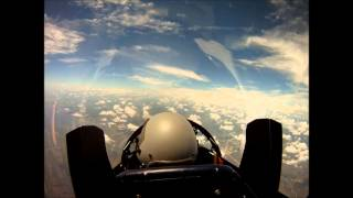 F104 Supersonic Flight, 8/5/2012