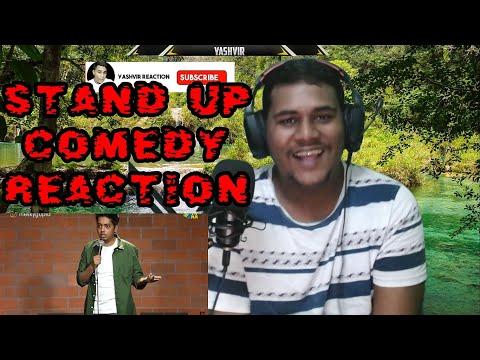 AAKASH GUPTA – Sarojini Nagar | Excuse Me Brother | Stand-Up Comedy Reaction by YASH VEER