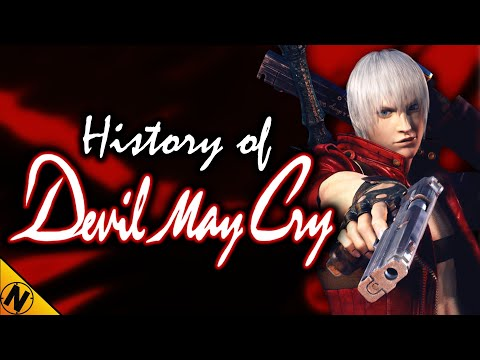 History of Devil May Cry (2001 - 2019)