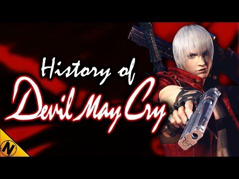 History of Devil May Cry (2001 - 2019) thumbnail