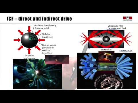 6c Fusion: inertial and magnetic approaches
