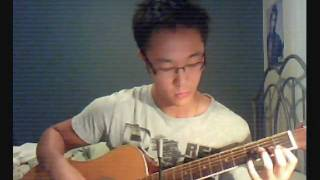 Kiss The Rain on the guitar