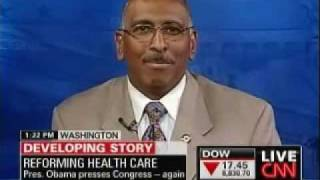 CNN Michael Steele Interview - He Doesn