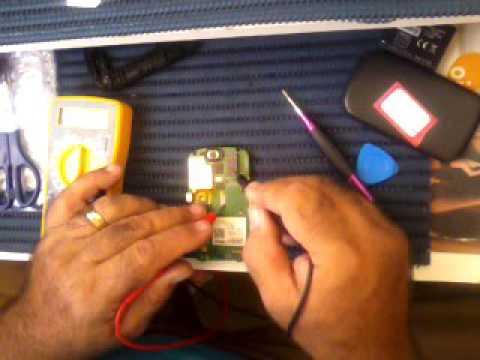 Alcatel Ot 255A não reconhece o chip