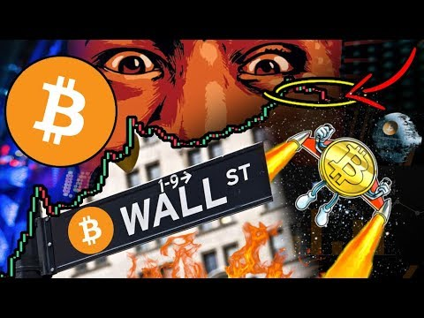 "The ONE Bitcoin Indicator NO ONE is Talking About!!! Is Wall St. REALLY ""Playing Chicken?"""