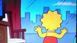 The Simpsons Battling Seizure Robots