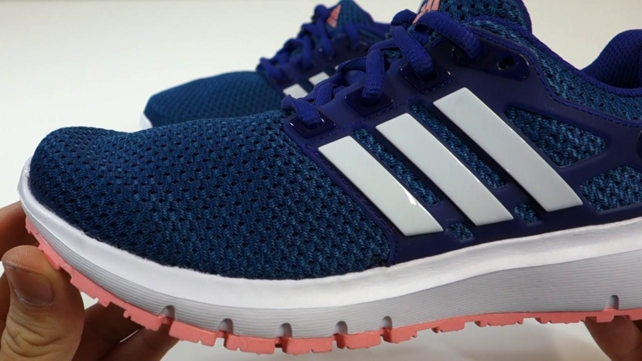 quality design 644be 61064 ... Dámské běžecké boty adidas energy cloud wtc w - YouTube 5a12ab206f ...