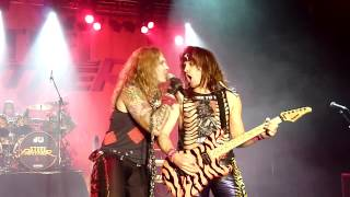 steel panther - supersonic sex machine & tomorrow night - birmingham 27/03/2012