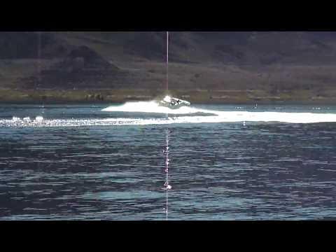 2005 Baja Marine 30 Outlaw Lake Test Boulder Boats Lake Mead