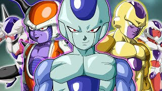 All Members & Forms of the Frieza Race フリーザレースの全てのメンバー&フォーム