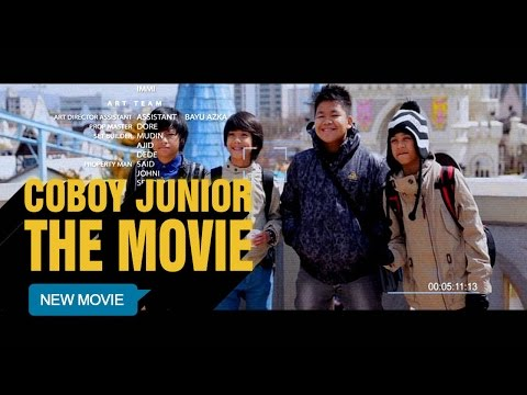 Coboy Junior The Movie - Terus Berlari Berlibur ke Korea
