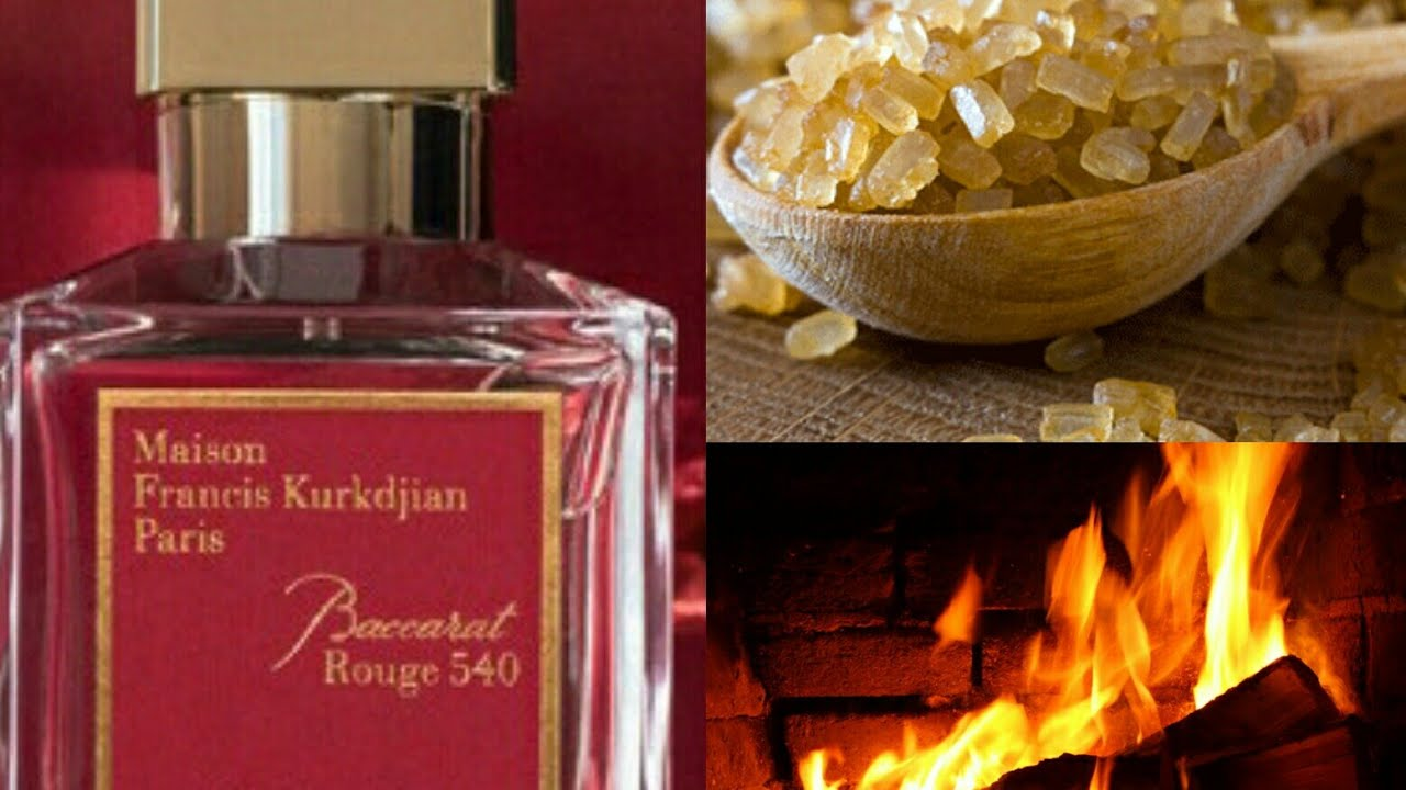 Baccarat Rouge 540 Fragrance Review Youtube