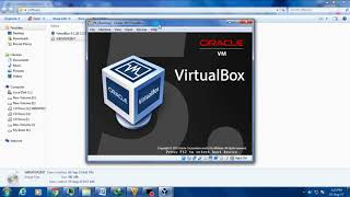 Installing of Virtual PC in हिंदी, Set 2 PC in 1 pc by VirtualBox in hindi