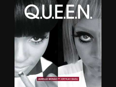 Janelle Monae  Q.U.E.E.N. (Instrumental)