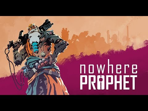 Nowhere Prophet - Post Apocalyptic Caravan Management Meets FTL Card Game!