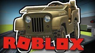 ZNIIL JSEM JEEP V ROBLOXU! :O ROBLOX : Broyeurs de voitures 2