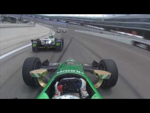 Josef Newgarden and Conor Daly Incident At Texas Motor Speedway