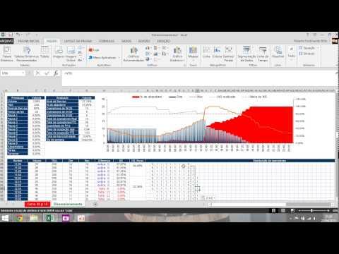 Planejamento Call Center (Tráfego) - Dimensionamento (Erlang - Turbotab) 1