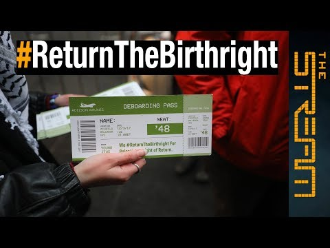 Return The Birthright: Why Are Jews Protesting Travel To Israel? | The Stream