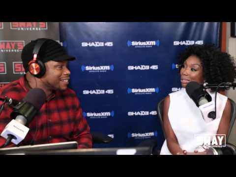 Brandy on Sway in the Morning: being OCD, How her Dreams have changed, & a New EP in the works