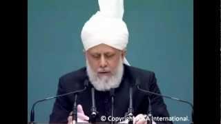 Faire honneur à ses obligations envers autrui - sermon du 01-06-2012