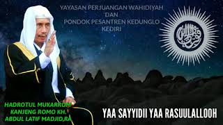 Video SHOLAWAT WAHIDIYAH download MP3, 3GP, MP4, WEBM, AVI, FLV November 2018