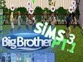 The Sims 3: Big Brother Season One Ex's - Part 1