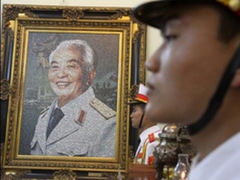 Lễ Tang đại tướng Võ Nguyên Giáp - Video Lễ Quốc tang đại tướng Võ Nguyên Giáp