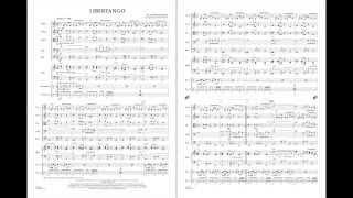 Libertango by Astor Piazzolla/arr. James Kazik