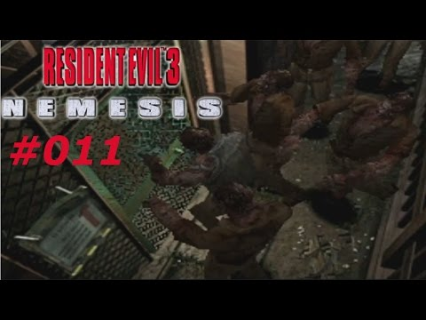 Resident Evil 3 #011 - Strom und Sicherung [Blind, Uncut, Hard, German/Deutsch Lets Play]