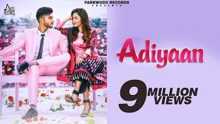 Adiyaan | (Full HD) | Kirat Manshahia Ft. Bhumika Sharma | New Songs 2018 | Latest Songs 2018