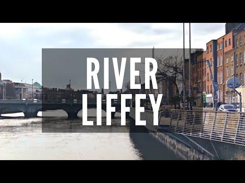 River Liffey - Dublin City Ireland - Things To Do In Ireland - Visit Dublin, Ireland