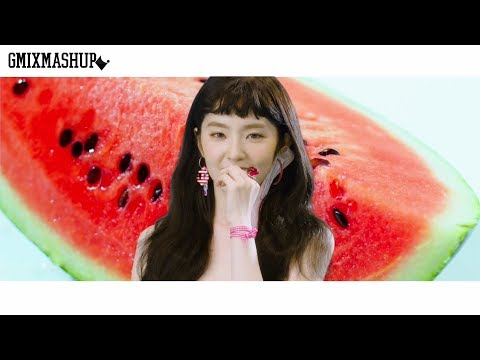 Red Velvet - Flavor of Happiness (Mashup)