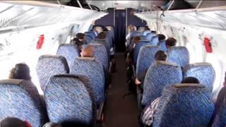 Transporte Aereo Militar Fokker 27 flight