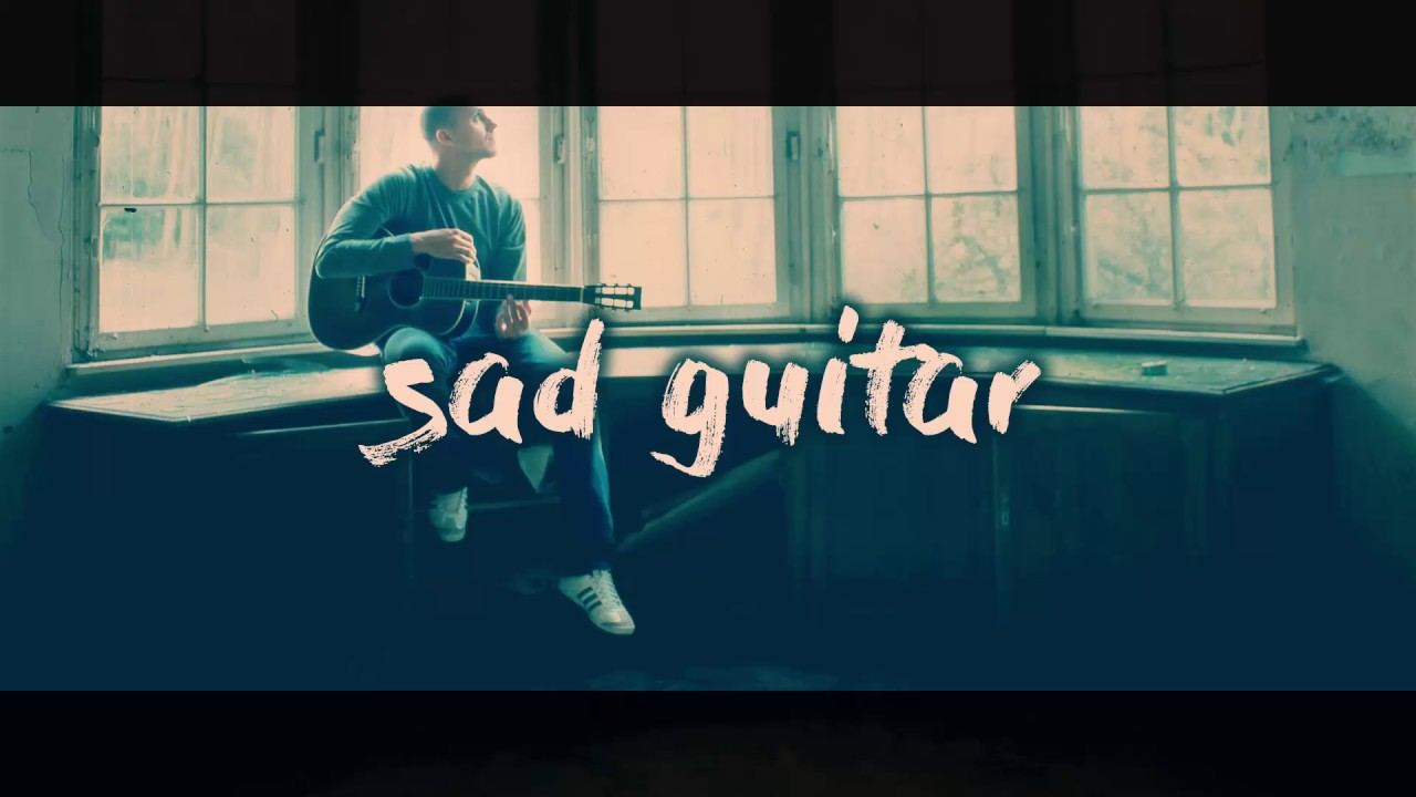 "Guitar R&B Instrumental Beat """"love sad"""" (2017)"