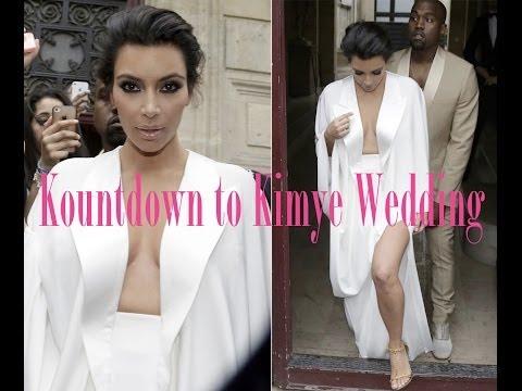 Exclusive Kimye 2014 Paris Wedding GIFTS #SayWhat?!