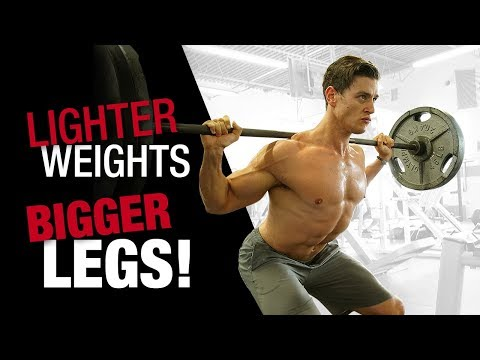 Beginner Leg Workout For MASS! (THE 4-1-2-1 GIANT SET ROUTINE!)