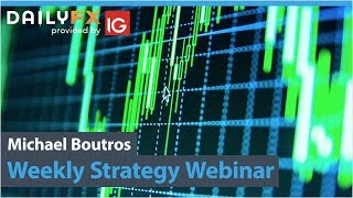 Weekly Trade Levels for DYX, EUR/USD, USD/CAD, Gold, Oil & More