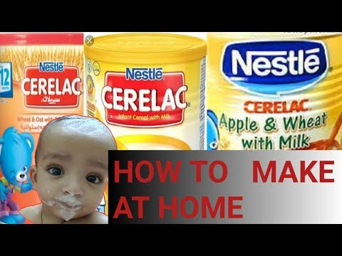 homemade-cerelac-for-6-12-months-baby health-food-for-baby baby-weight-gain-food