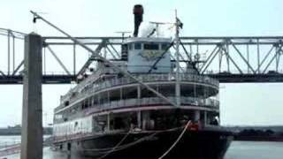 Whistle of Steamboat Delta Queen